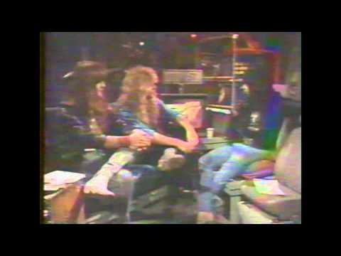 W.A.S.P -  Host The Headbangers Ball 1987