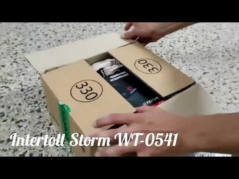 Ексцентрикова шліфмашина Intertool Storm WT-0541