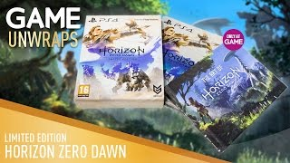 GAME Unwraps: Horizon Zero Dawn - Limited Edition | Only at GAME!
