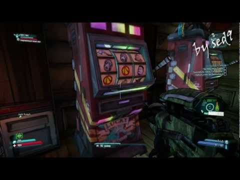 Игровые автоматы или Как потерять все в Borderlands 2