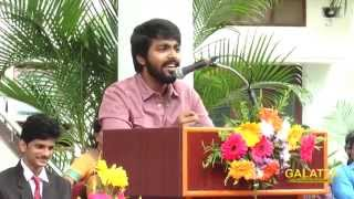 G. V Prakash croons a beautiful number for Loyola college students