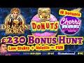 Low Stakes Volatile Slots BONUS HUNT: CherryPop, Madame Destiny Megaways, Lucky Lightning & more