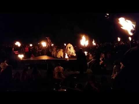 Beltane fire festival (Calton Hill Edinburgh) 2017
