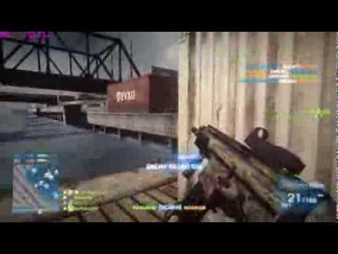 Battlefield 3 on HD 7750 1GB GDDR5 (Multiplayer) [High Preset] [Intel Pent. G2020]