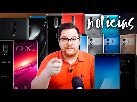 Noticias Android | Mate 10 Pro, Galaxy S9, Nokia Android P, Galaxy A 2018
