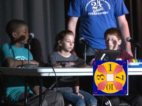 2014 Math 24 Tournament