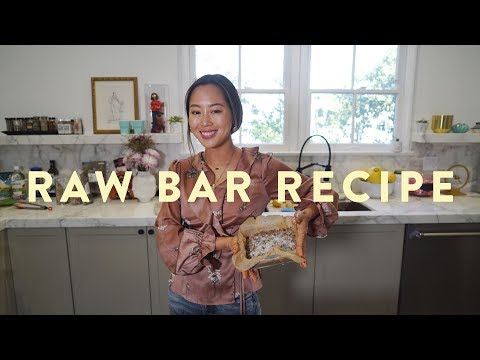 My Raw Bar Recipe  Aimee Song