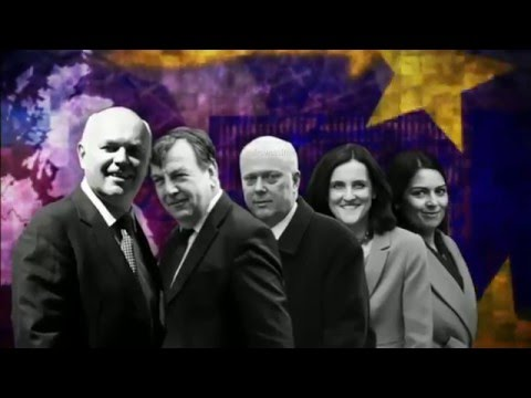 "Newsnight: EU referendum campaigns off to a ""fiery start"""