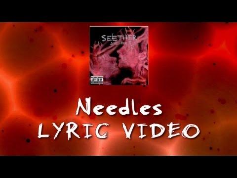 Seether - Needles [Lyric Video]