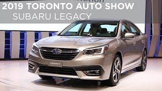 2019 Toronto Auto Show | Subaru Legacy | Driving.ca