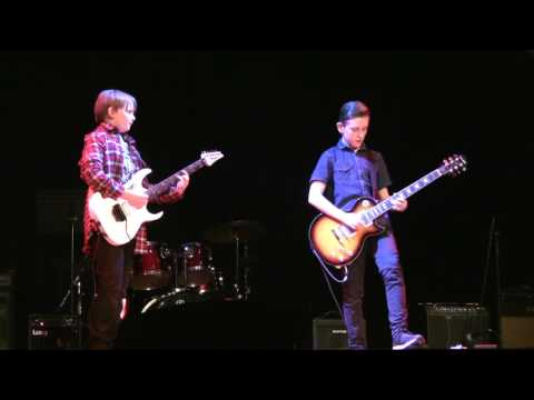 Layla (Michael Cary and Eliot Whitehouse) - RGS talent show Nov 2016