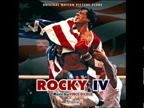 Soundtrack Rocky IV  Living in America James Brown