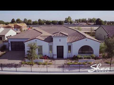 The Reserves at Val Vista - Gilbert, AZ | Residence 3 Plan