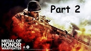 Medal of Honor: Warfighter Walkthrough Part 2 PS3