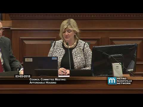 03/05/18 Affordable Housing Committee
