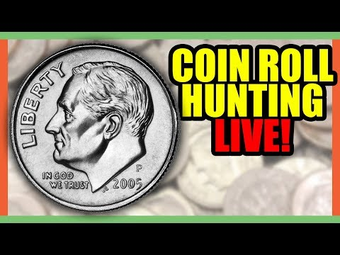 COIN ROLL HUNTING SILVER DIMES - RARE DIMES TO LOOK FOR!!