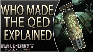 Who Made the QED and What is the QED | Rapid Fire Zombie Storyline Q&A