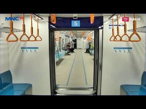 Siap Beroperasi Maret 2019, Intip Fakta Seru Seputar MRT Jakarta - LIS 22/02 thumbnail