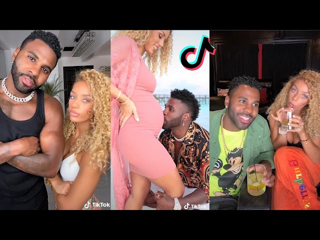 Funny Jason Derulo TikTok and Jena Frumes TikTok 2021   Jason Derulo and Jena Frumes TikTok Couple