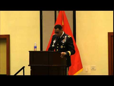 Savannah District change of command ceremony (full version)