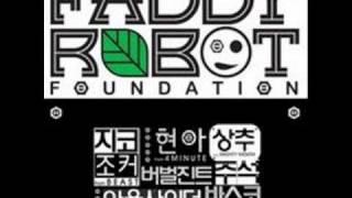 ıAudiOı Faddy Robot Foundation - Hyun Ah, Junhyung, 237,+ DL
