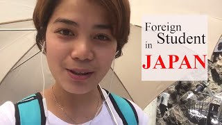 Foreign student in Japan (Japanese Language School)