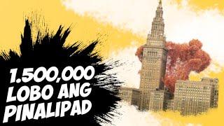 ANG PINALIPAD NA 1.5 MILYONG LOBO | Kaalaman