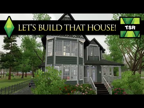 TSR Let's Build THAT House #4 - Emerald Victorian