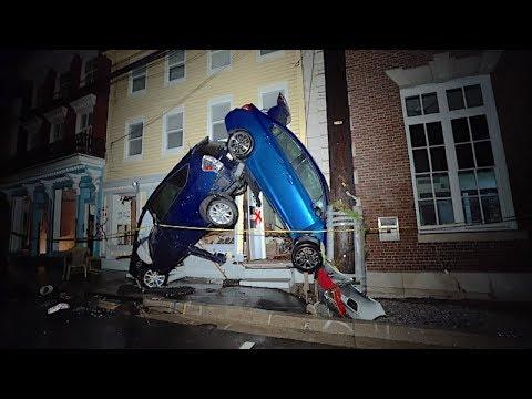 Aftermath of a Devastating Flood / Ellicott City, MD : May 27th 2018