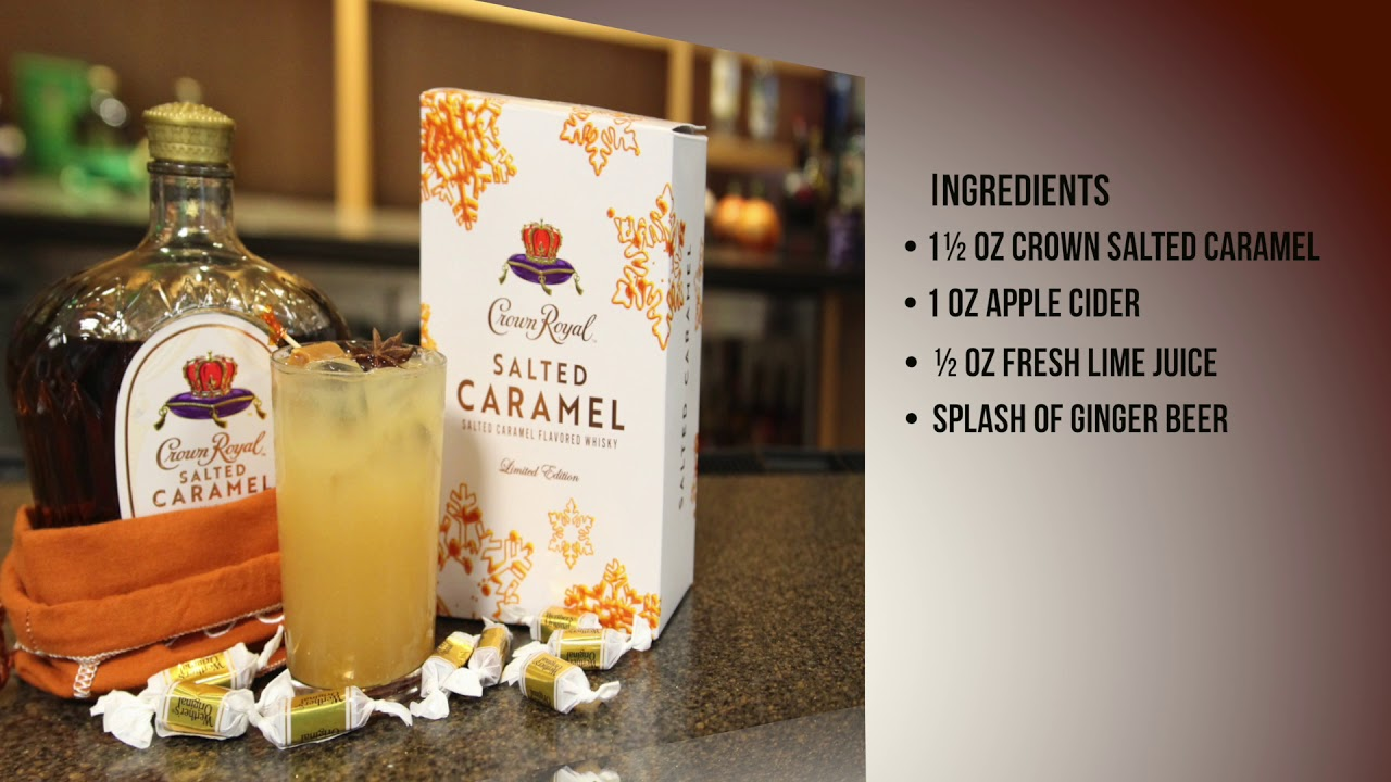 Drinks Recipes With Crown Royal