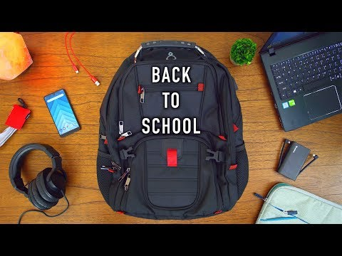 Awesome Back to School Tech 2018! (Budget Edition)