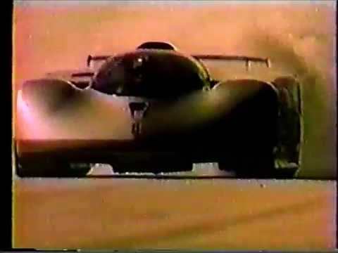 1988 Oldsmobile Aerotech Quad 4 TV Commercial