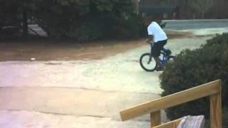 biggest n**** jump SHIMEKE TORAIN