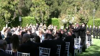 bacara resort wedding video