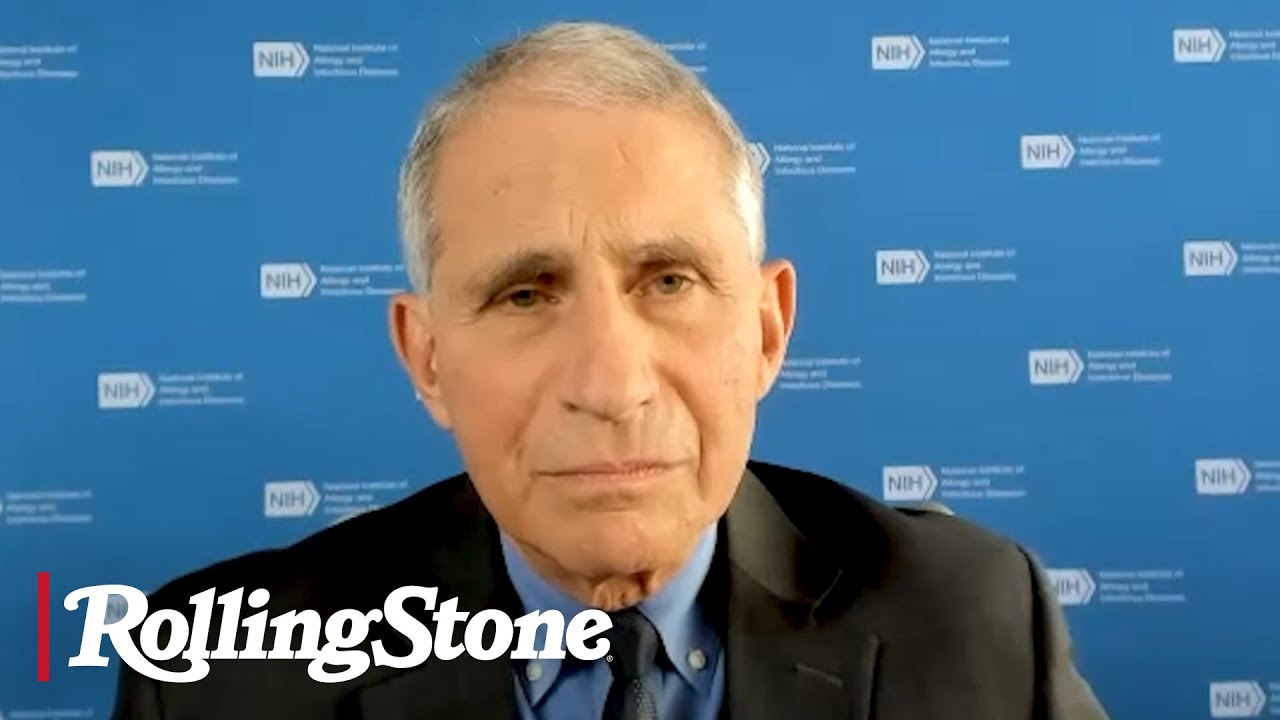 Anthony Fauci: RS Interview Special Edition
