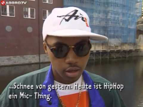 NaS Illmatic interview 94