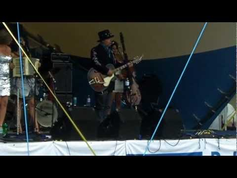 Fred Eaglesmith - Old John Deere at Live From the Rock Folk Fest 2012