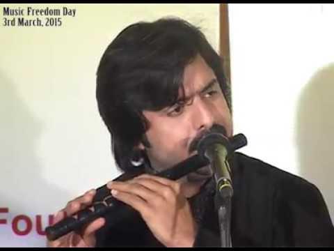 Shpelai/flute with shoukat