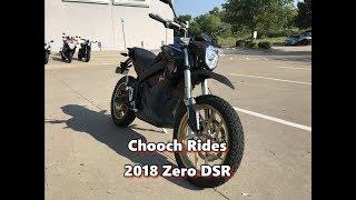 Chooch Rides - 2018 Zero DSR