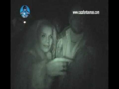 Grabaron video en cementerio la policia los buscan info