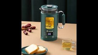다기능 소형 멀티 전기포트 커피포트 티포트 온도조절기능