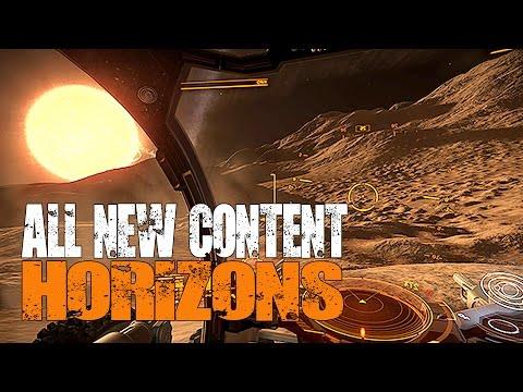 Elite: Dangerous - Multi-Crew, Horizons, Avatars, Deployable Fighters and 1.5 - Plus Speculation