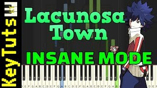 Learn to Play Lacunosa Town from Pokemon Black and White - Insane Mode