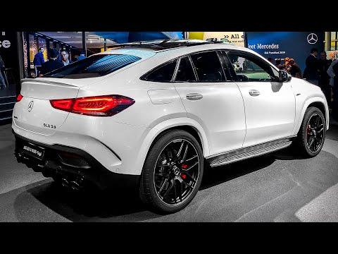 Mercedes-AMG GLE 53 Coupe (2020) - Walkaround