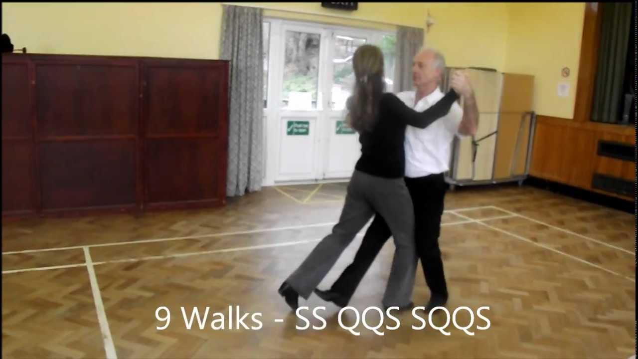 Square Tango Sequence Dance Walkthrough  YouTube