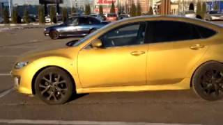 видео Plasti Dip by Performix – жидкая резина для покраски и стайлинга авто