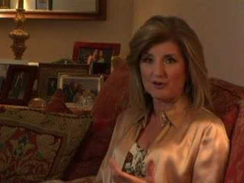 Arianna Huffington speaks on her immigrant story