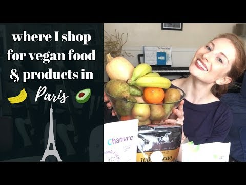 Where to shop Vegan in Paris - Best French Organic Supermarkets