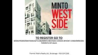 Video BFront Condos & Minto WestSide Condominiums - VIP Toronto Condo Sales download MP3, 3GP, MP4, WEBM, AVI, FLV Desember 2017