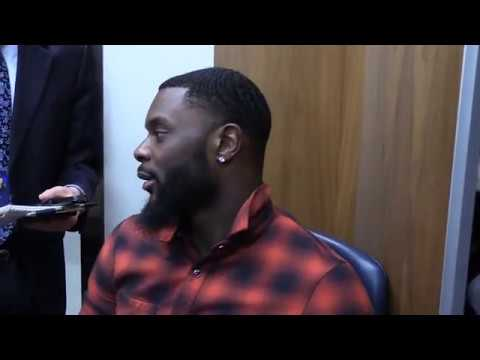Lance Stephenson, Collison, Turner Postgame Interview / Pacers vs Cavaliers Game 6